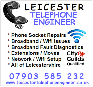 Indpendant Leicestershire based Telephone Engineer Company
