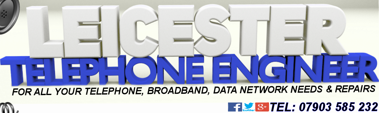 Home Network setups and Cat5 Cat6 data cabling services leicester