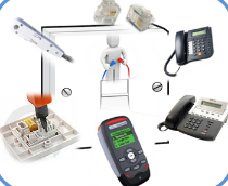 telephone socket repair and installation leicester