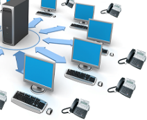 business telephone systems data cabling leicester